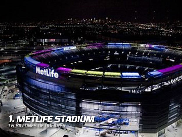 1 Metlife stadium