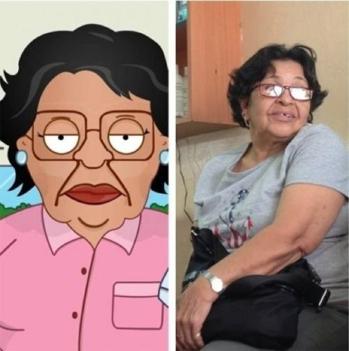 Consuela -Family Guy