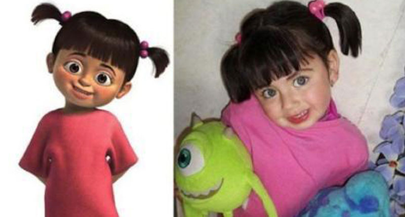 24 People who look like cartoons