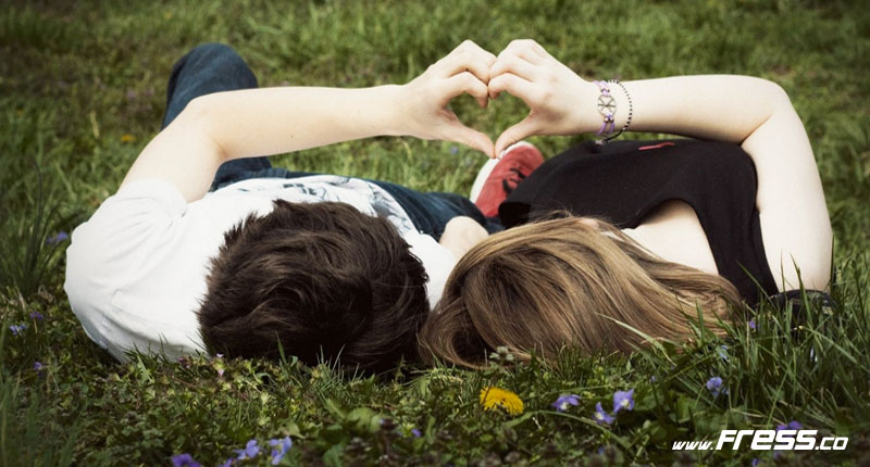 6 signs that a man is in love …